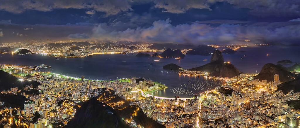 Ein perfekter Tag in Rio - Sehenswürdigkeiten