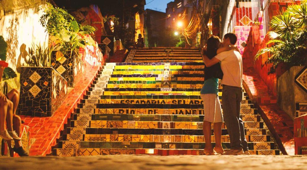 Puff aus Rio de Janeiro